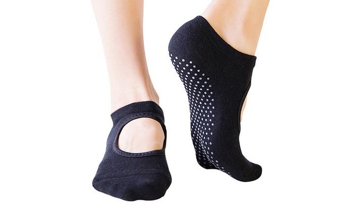 mejores calcetines para yoga