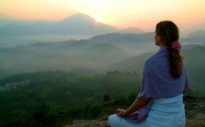 Actividades en los retiros de yoga