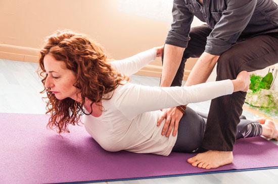 clases personalizadas de yoga